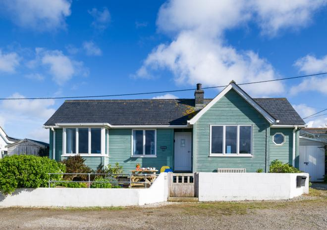 The Coast Hosue beach chalet Gwithian Forever Cornwall