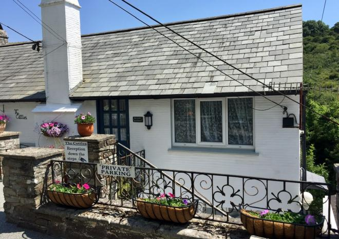 The Cottles B&B and Holiday Apartments, Polperro, Cornwall