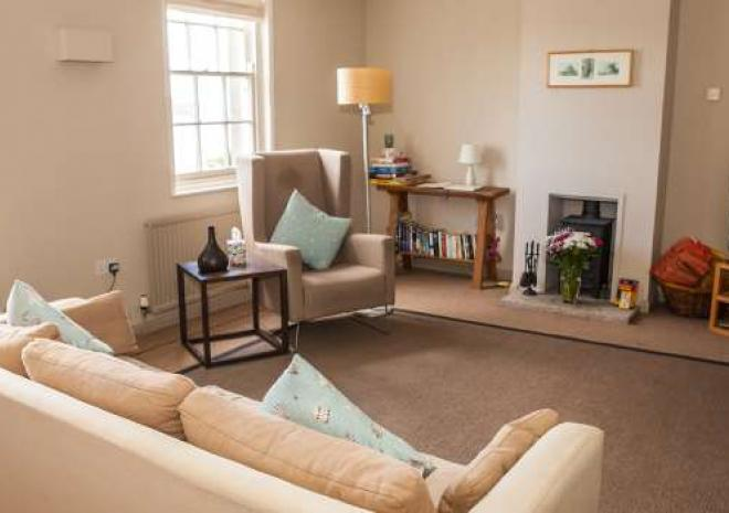 The Fort House, Self Catering St Mawes Castle,