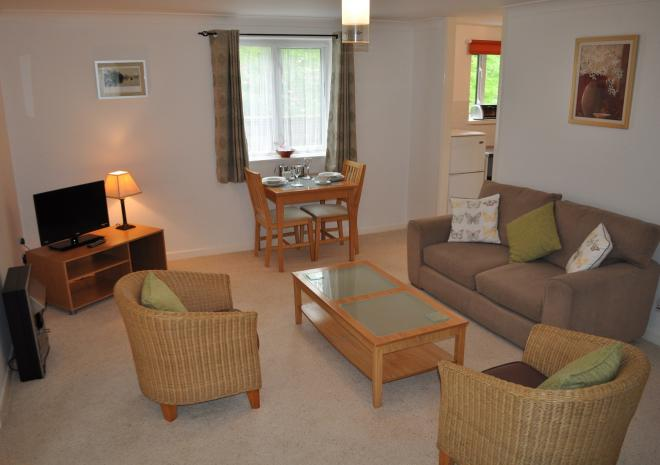 self catering rural holiday cottage Cornwall family friendly dog ground floor