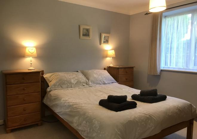 self catering rural holiday cottage Cornwall ground floor dog friendly