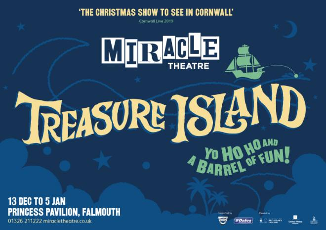 Treasure Island, Miracle Theatre