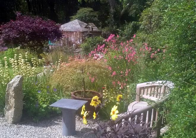 The Old School House, Bed & Breakfast, Cardinham, Bodmin, Cornwall