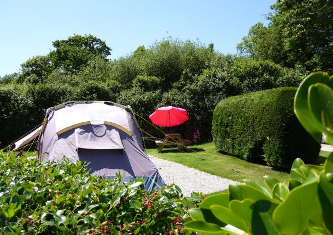 Trethem Mill Touring Park, ideal for tents