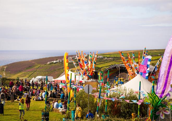 Events in Cornwall | Tropical Pressure Festival | Porthtowan | Cornwall
