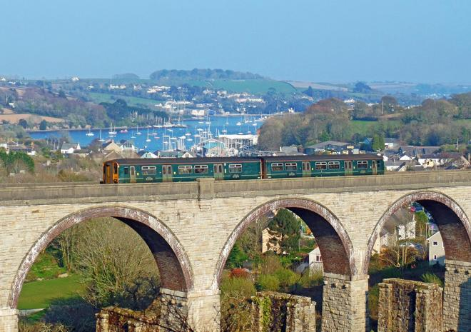 The Maritime Line - Cornwall's great scenic railways, Things to do, Truro, Falmouth, Cornwall