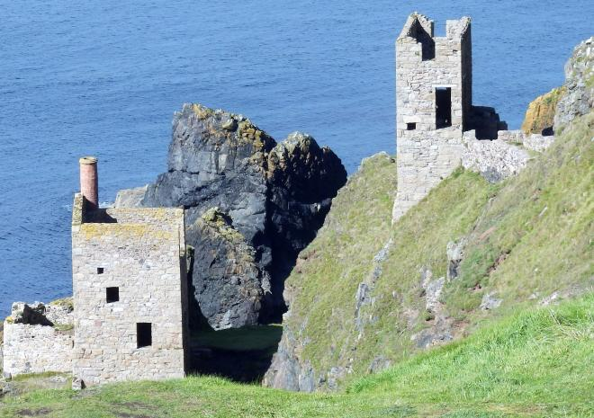 Crown Engine Houses, Botallack, Cornwall