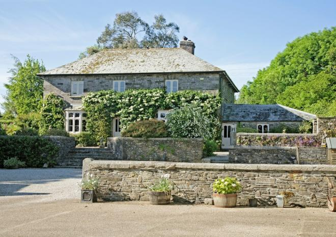 Coombeshead Farm, Launceston, Cornwall, Food and drink