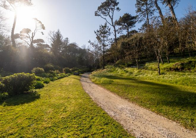 Hotel Meudon -  offering access to SW Coast Path