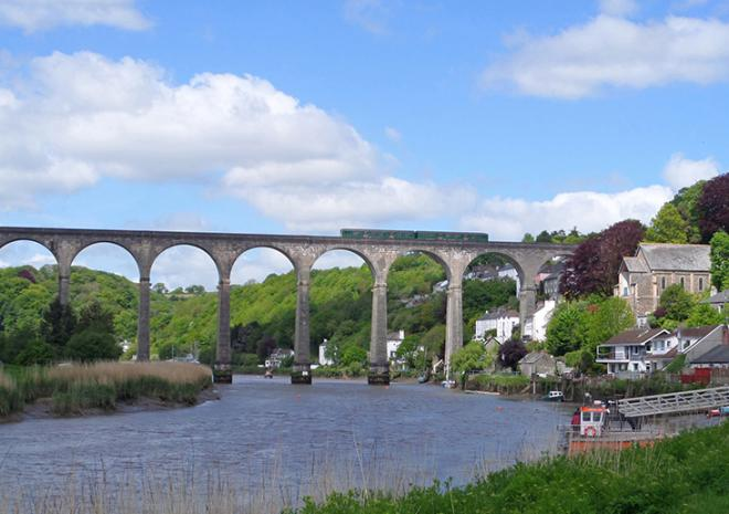 The Tamar Valley Line - Cornwall's great scenic railways, Things to do, Calstock, Cornwall