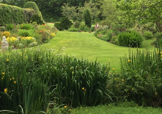 Gardens in Cornwall | Hidden Valley Garden | Par | Cornwall