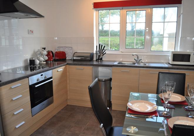 self catering rural holiday home Cornwall