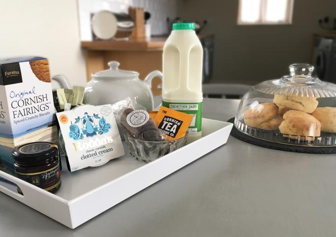 Welcome Pack of Brea Cottage, St Ives, Cornwall