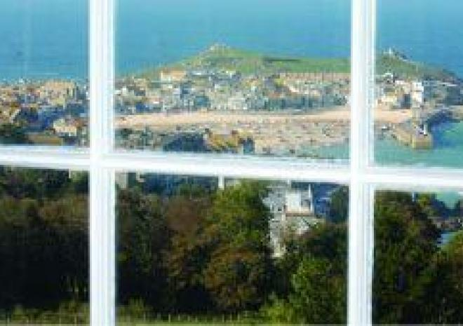 Tregenna Castle Hotel, St Ives, West Cornwall
