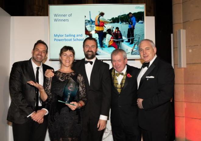 Multi Award winners at Cornwall Tourism Awards 2019