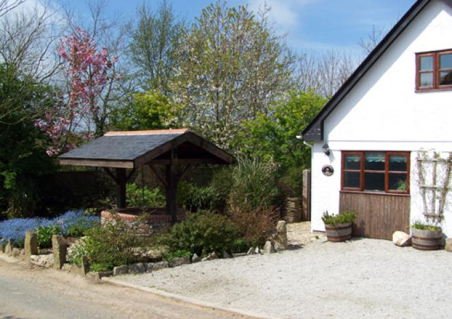 Wishing Well Cottage, Porthallow, Cornwall