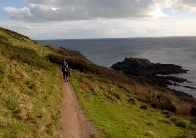 South West Coast Path| Looe | Cornwall