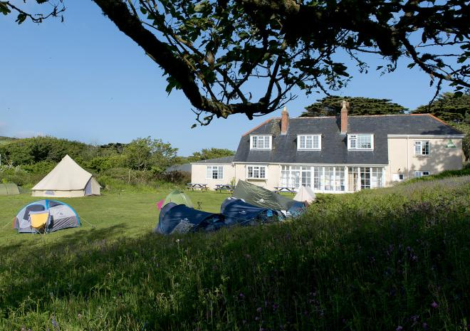 YHA, Lands End, Cornwall