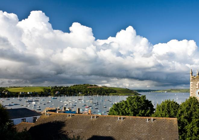 Falmouth, South Cornwall c Shutterstock / Visit Cornwall