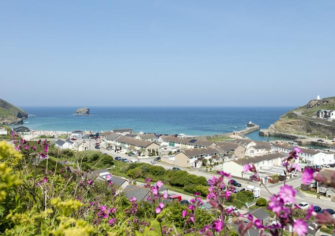 Portreath, West Cornwall