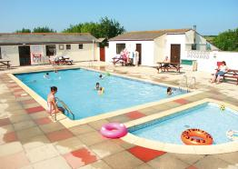 Treloy Touring Park, Caravan and Camping Site in Newquay, North Cornwall