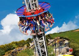Flambards, Attractions, Cornwall
