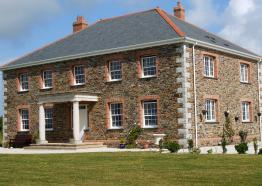 Tregwormond Grange, Bed and Breakfast, Near Rock, Cornwall