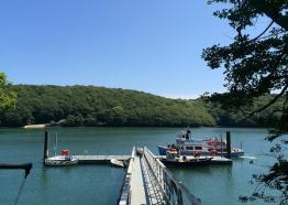 Fal River Enterprise boats, Things to do, South Cornwall