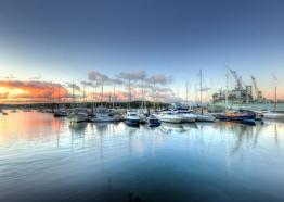 Falmouth, South Cornwall c Terry Crouch