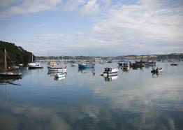 Mylor Harbourside, self catering cottages, South Cornwall
