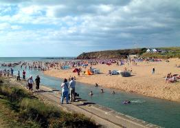 Summerleaze Beach | Bude | Beaches in Cornwall