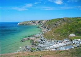 Trebarwith Strand Beach | Tintagel | Beaches in Cornwall