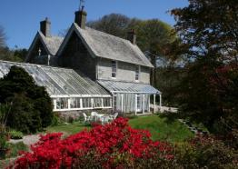 The Old Rectory, Bed & Breakfast, Boscastle, North Cornwall