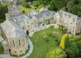 The Alverton Hotel, Hotel Accommodation, Mid Cornwall, Truro