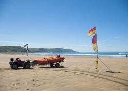 RNLI, Widemouth
