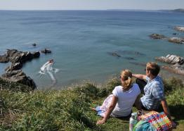 Romantic Spots in Cornwall | Valentines | Things to do