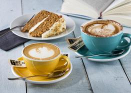 Cafes, coffee shops, Cornwall, hot drink, blog, relax