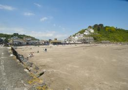 East Looe Beach, Looe