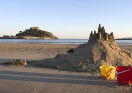 Build a palace at Marazion