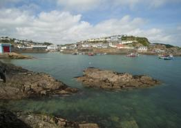 Mevagissey, South Cornwall, Harbour, Adam Gibbard