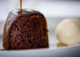 Cornwall Bites, Feb 2017, Rick Stein Porthleven, Sticky Toffee pudding
