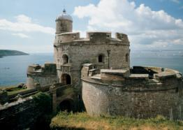 St Mawes Castle Cornwall English Heritage