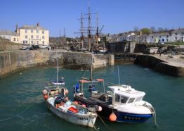 Must Visit Harbours in Cornwall, Charlestown, nr St Austell