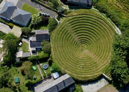 Gwennap Pit, Cornwall World Heritage Site