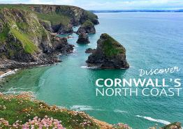 North Cornwall coastline