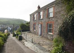 Doc Martin, Port Isaac, Cornwall