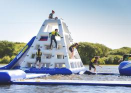 Aqua Park, Retallack, Attractions, Visit Cornwall 2018