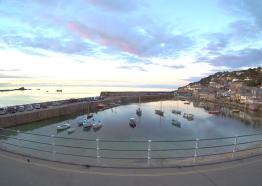 Mousehole Harbour, West Cornwall. Aspects Holidays