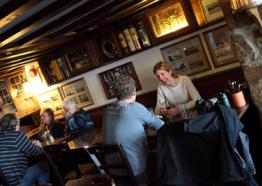 Cosy Cornish pubs [c] St Austell Brewery