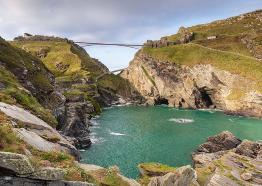 The History of Tintagel Castle